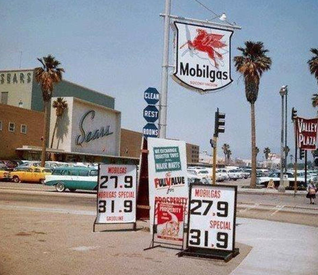 Back In The Day Carstuff Streetmachines Musclecars In 2020 Old Gas Stations Gas Prices Gas