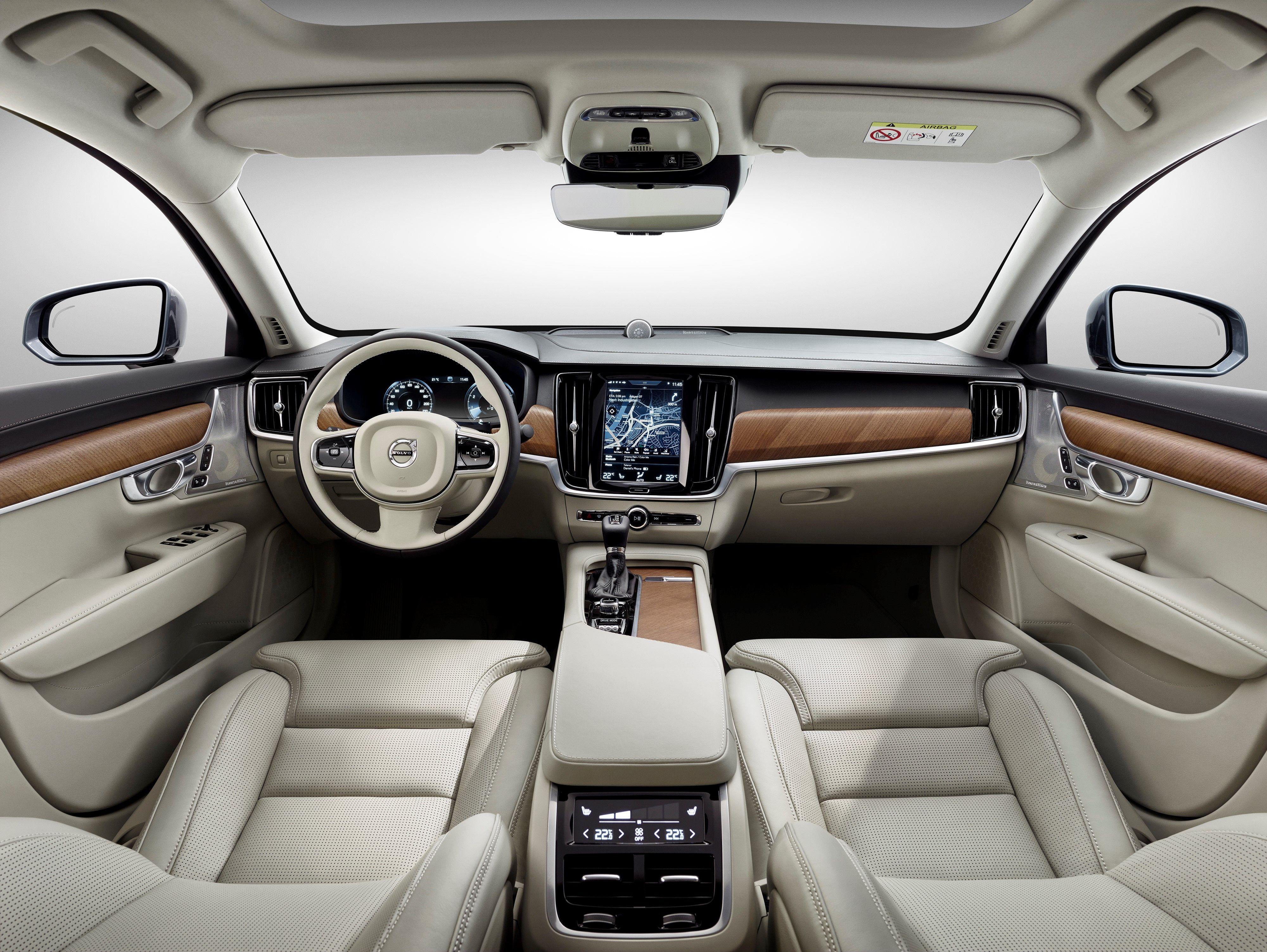 XC90 Excellence Da Volvo
