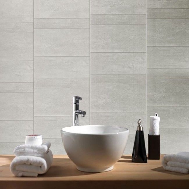 Whitestone Standard Tile Wall Or Ceiling Cladding Panel 8mm X 375mm X 2 6m X 3 Marbrex Stunning Stone Tile Effect Wall Or Ceiling Clad Ceiling Cladding Cladding Panels Bathroom Wall Cladding