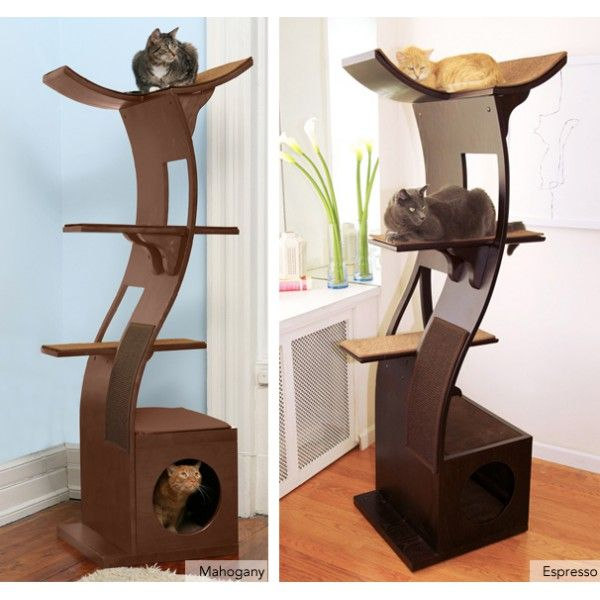 "Assembly Required Furniture lotus cat tree 400$ 30$ shipping. 69"" assembly required 