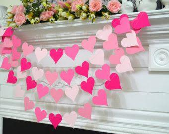 Heart theme birthday party google search festa vermelha e rosa explore garland wedding wedding decorations and more heart theme junglespirit Choice Image