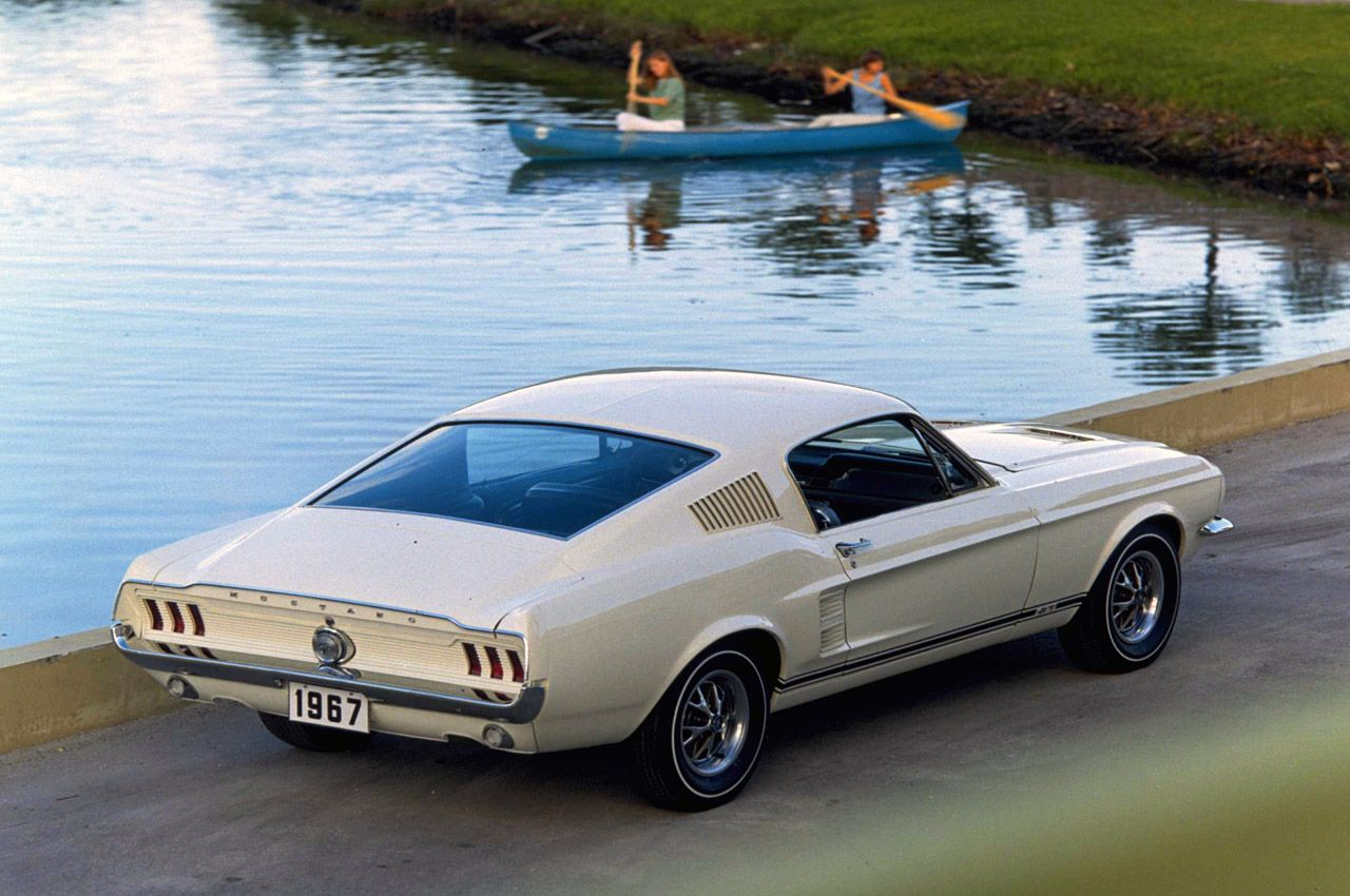 via Ford Mustang named most desirable classic car in Europe ...