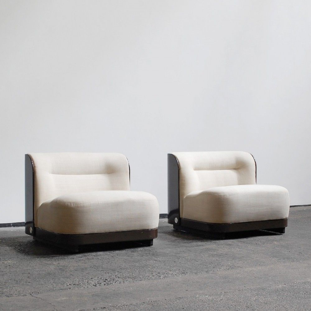 Set of 2 Trinom lounge chairs from the sixties by Peter Maly for COR Sitzcomfort is part of Vintage lounge chair -