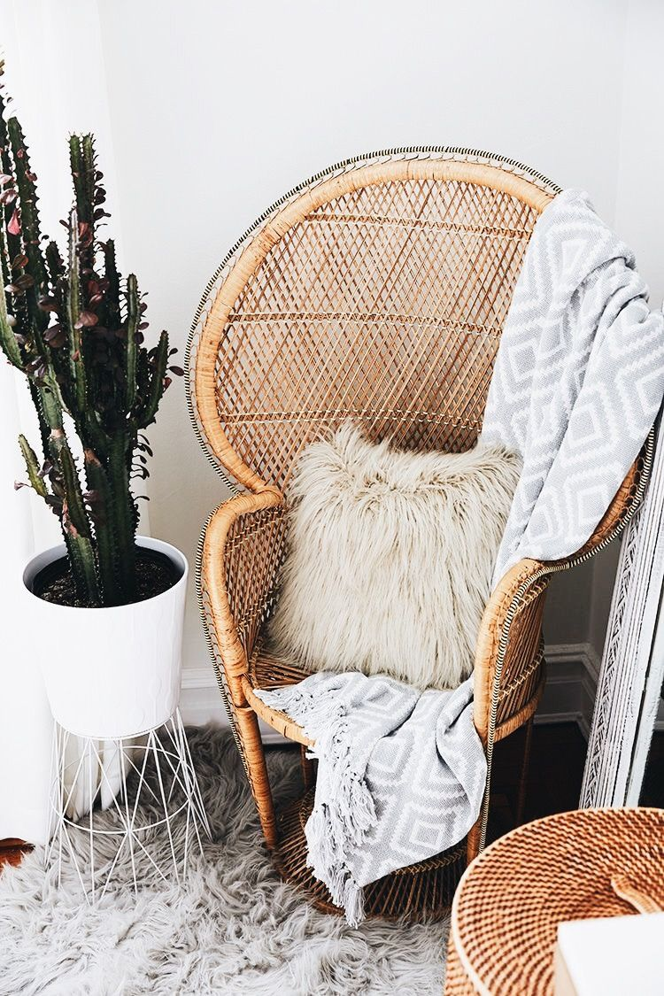 Bohemian Living Room Decor On A Budget Apartment Therapy