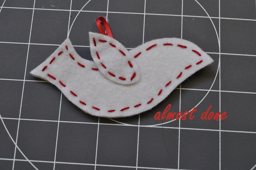 Holiday Crafting: Handmade Christmas Ornament (A Tutorial)