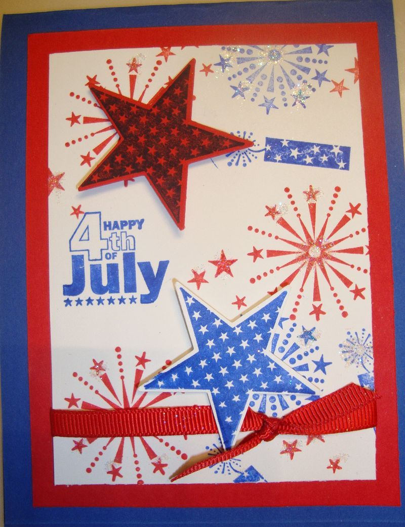 4th Of July Card Ideas Google Search 4th Of July Games Card
