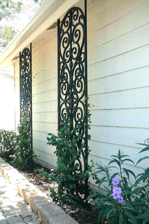 Creative Trellis Ideas To Add Beauty To Your Garden Iron Trellis