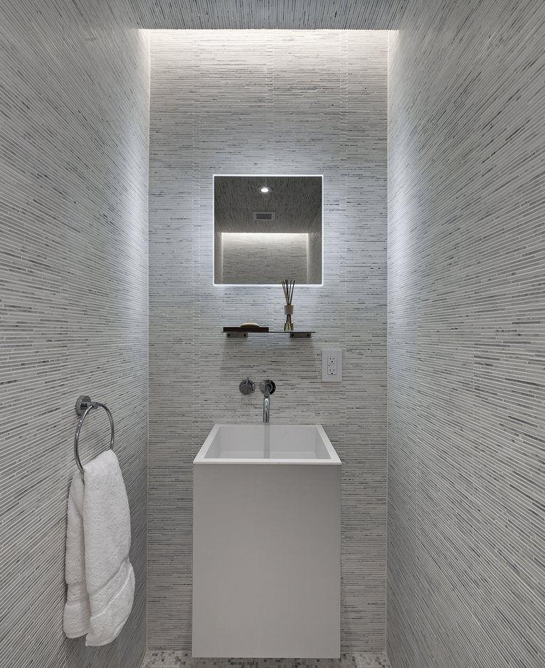 Floating LED Bath-Spa Lights   Street, Powder room and Bath