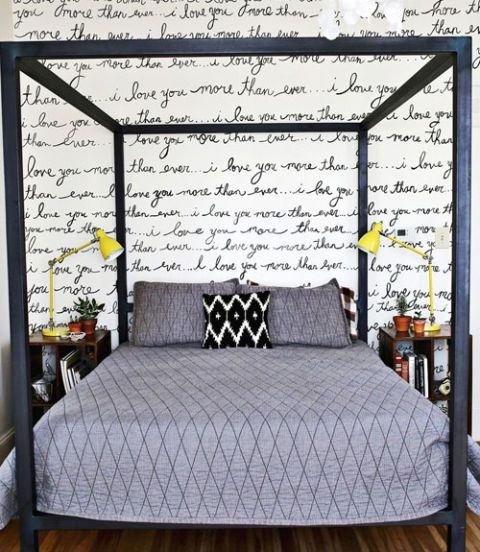 20 diy decorating ideas for the most romantic bedroom