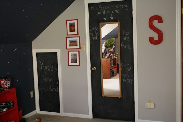 Primitive & Proper: Sawyer's Room: The Reveal!