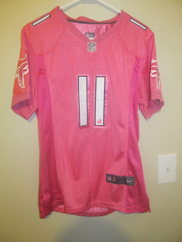 new product 5e772 ac35a Julio Jones - Atlanta Falcons PINK Authentic jersey - Nike ...
