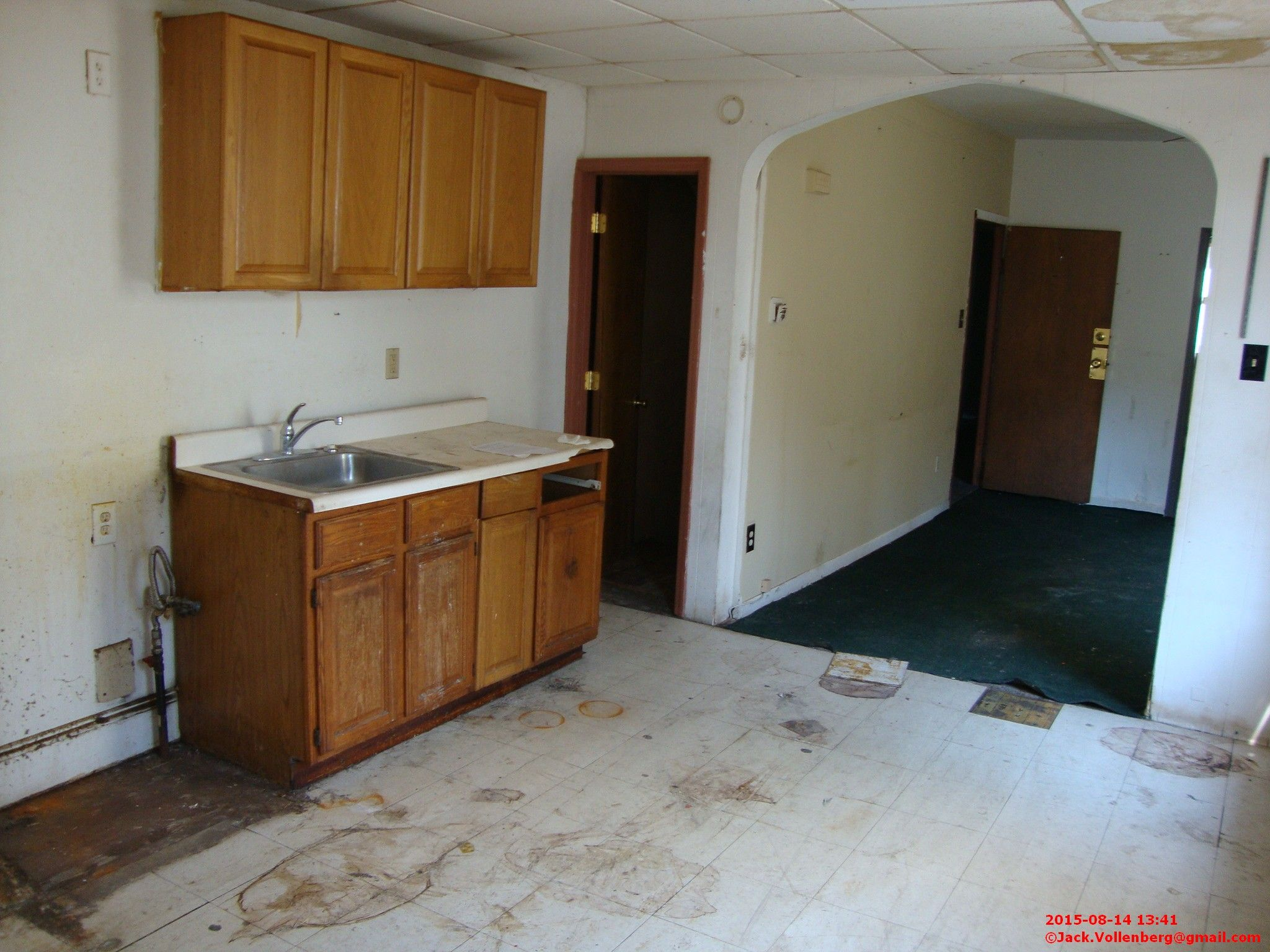 Ground Floor Kitchen | Kitchen flooring, Ground floor ...