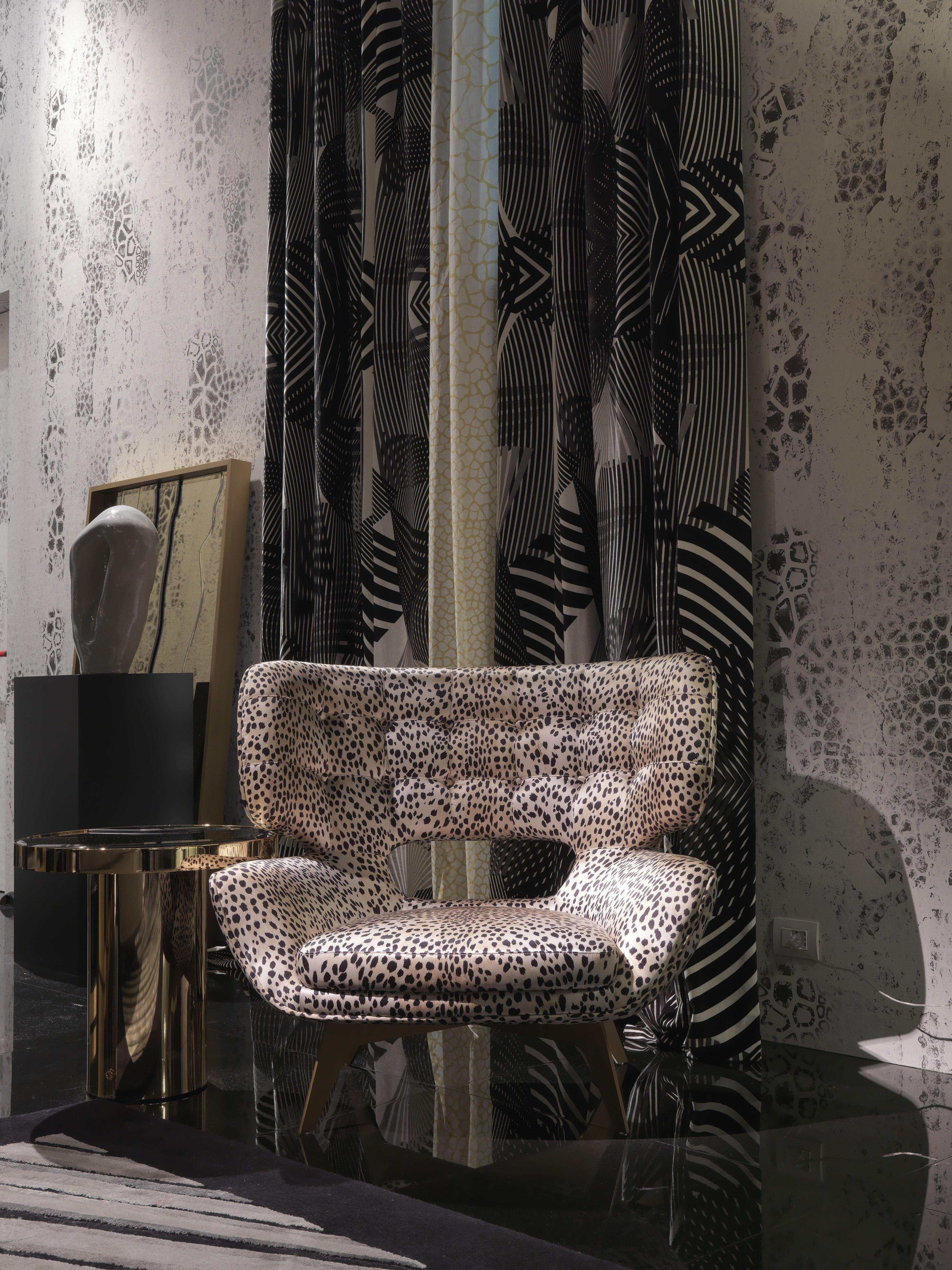 Roberto Cavalli Interiors 2018 #interiors #home #fashion #RobertoCavalli