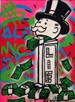 Monopoly Lie By Alec Monopoly Art Drawings Artwork Graffiti