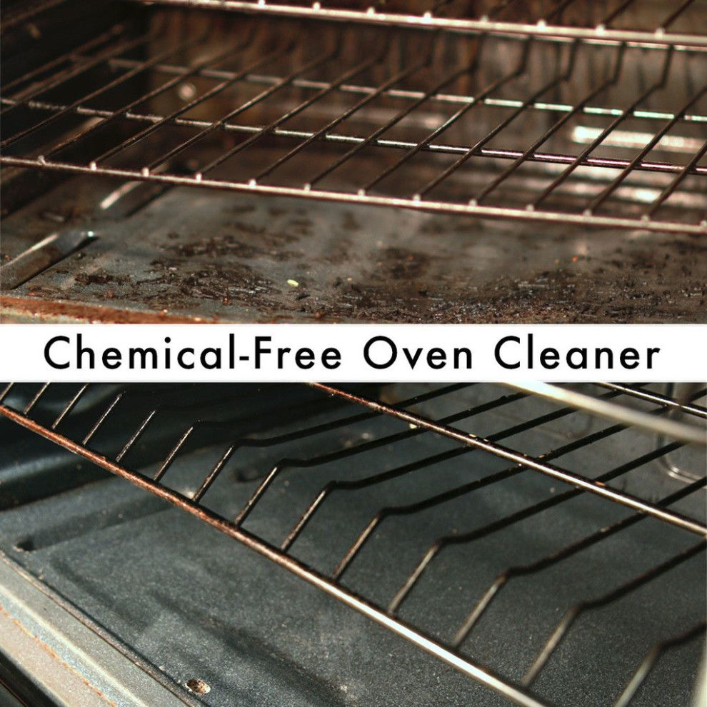 Because when's the last time you cleaned your oven? That's what we thought.
