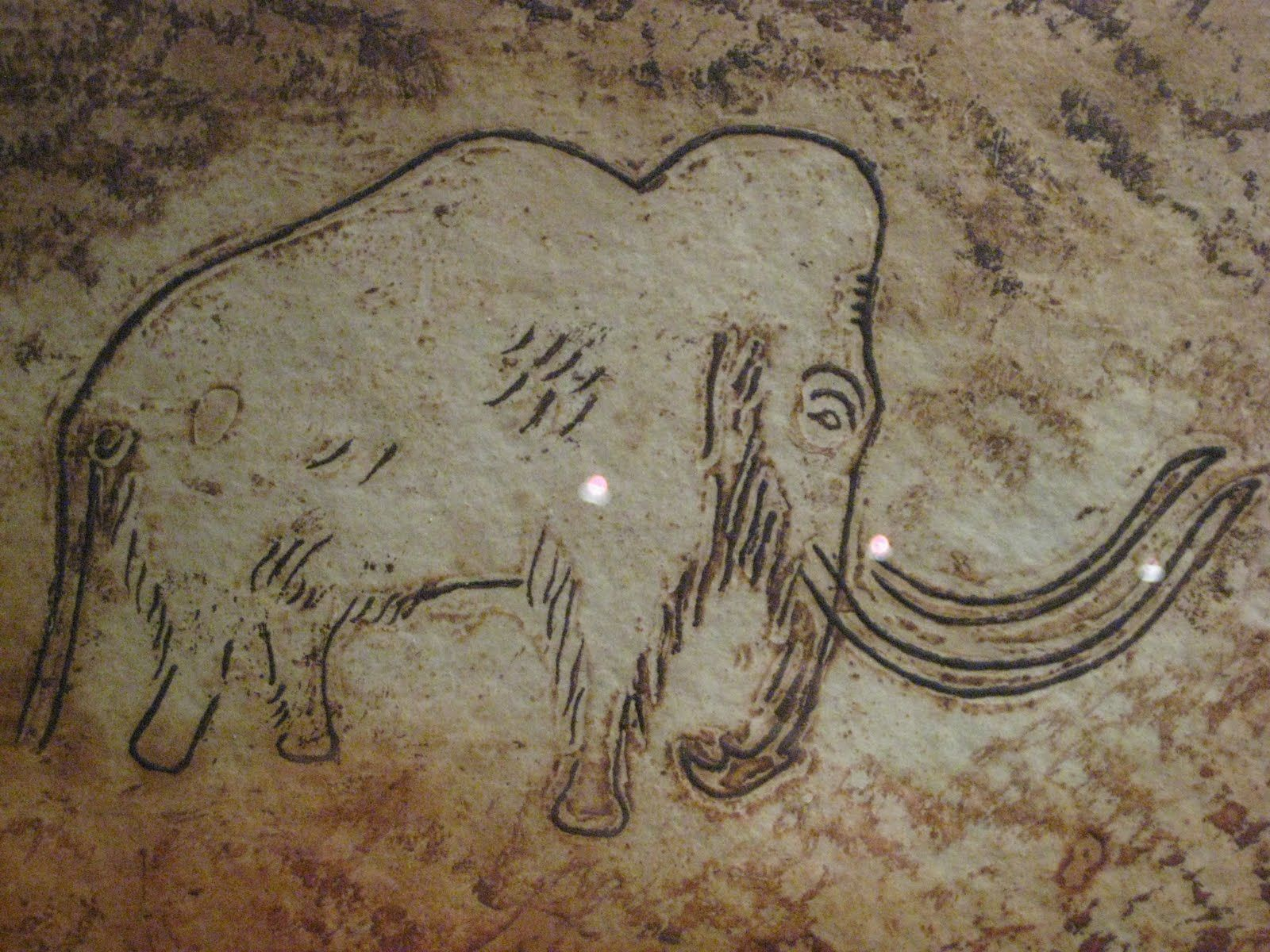 Cave Drawings France
