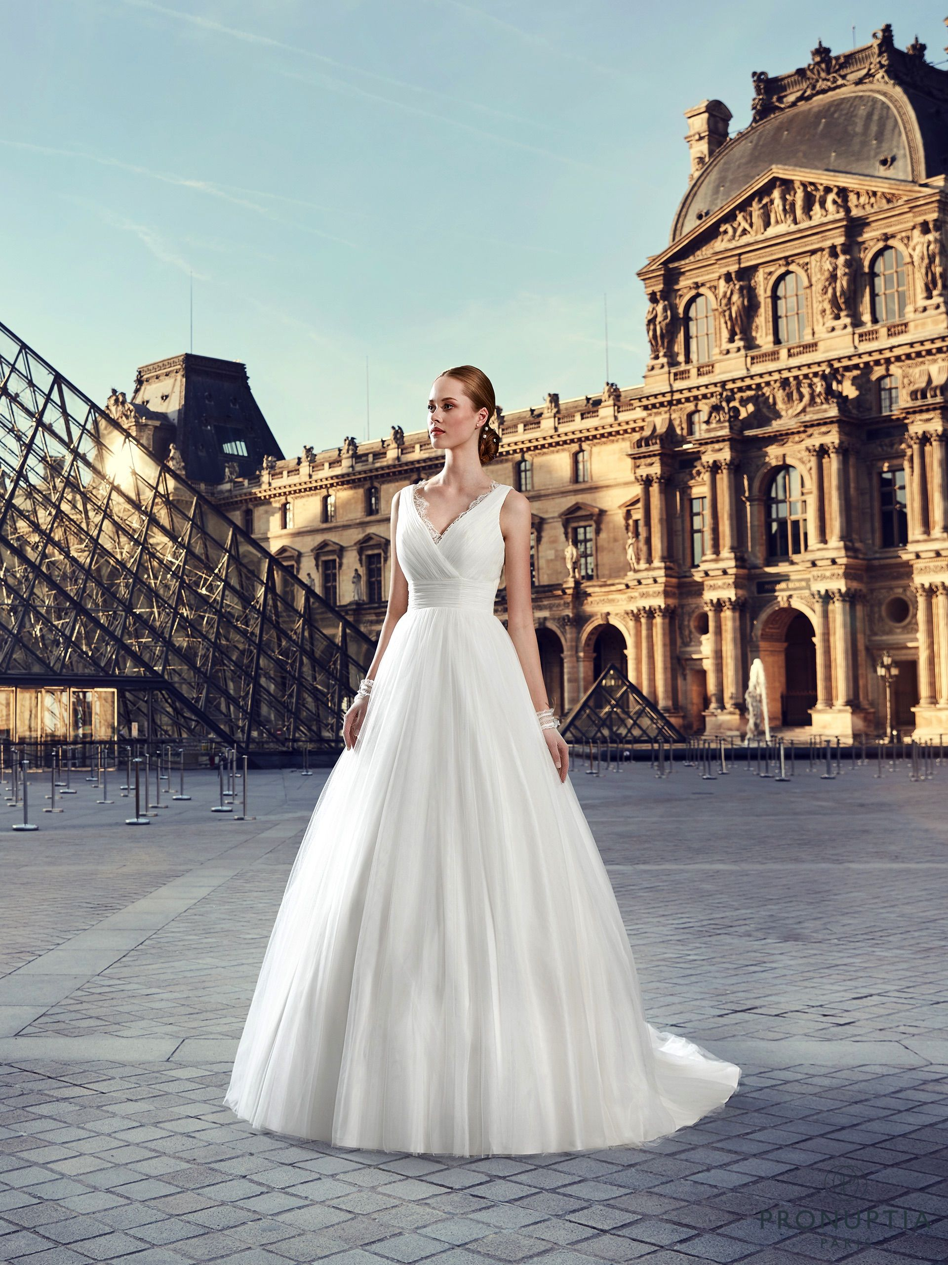 Pronuptia wedding dresses 2018 long sleeve - Best dresses collection