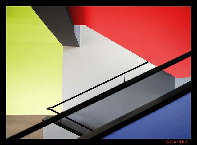 Like Mondrian Mondrian Piet Mondrian Bauhaus Design