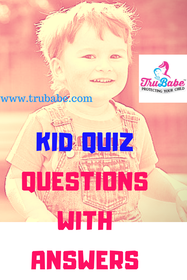 Kid Quizzes | KID QUIZZES | Quizzes for kids, Quiz with