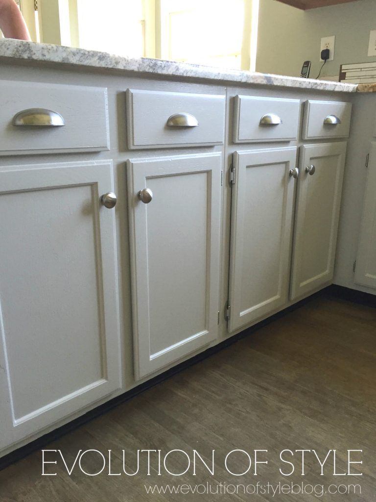 Best A Revere Pewter Kitchen Cabinet Makeover Kitchen 400 x 300