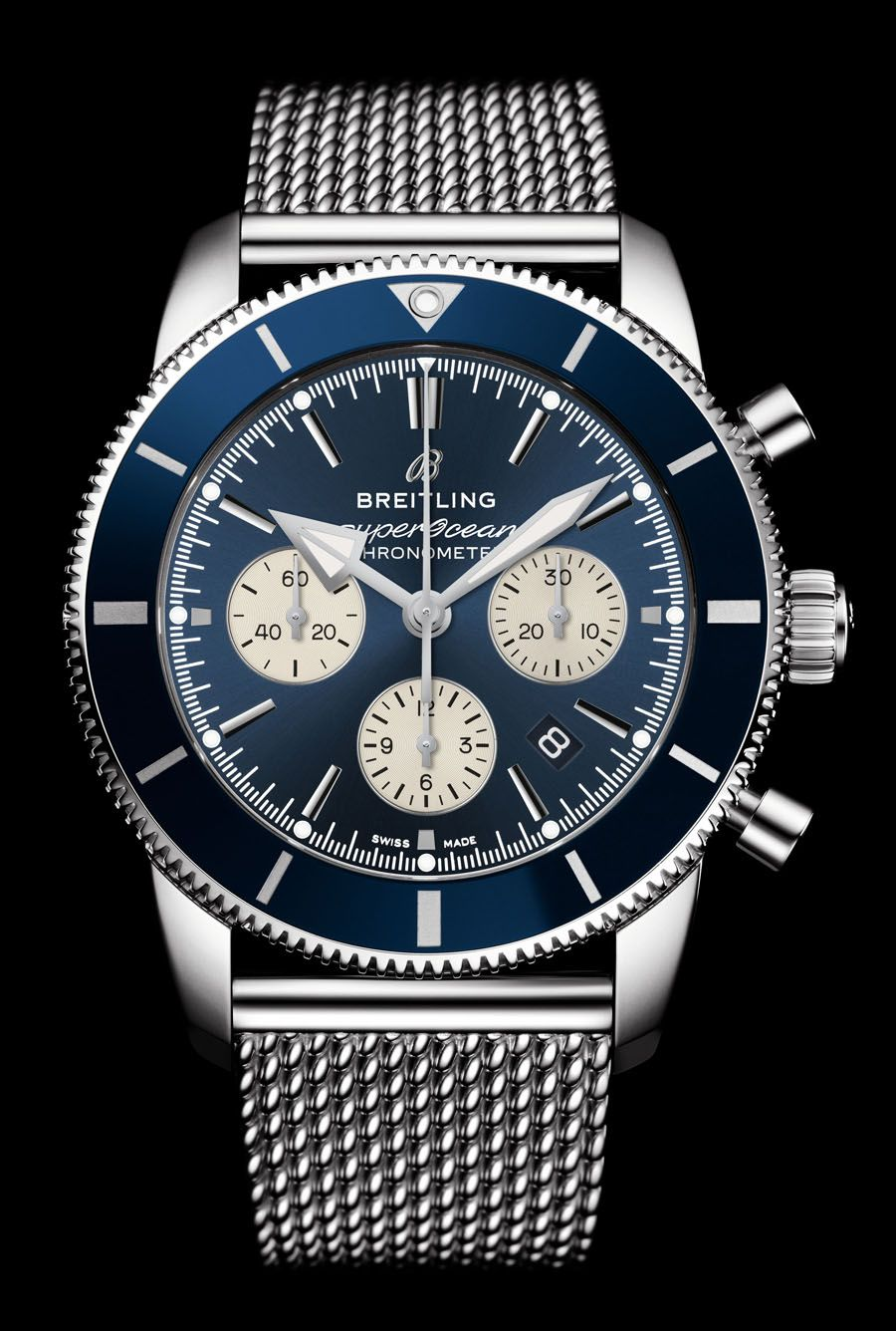 Breitling: Superocean Héritage II Chronograph 44 | Breitling