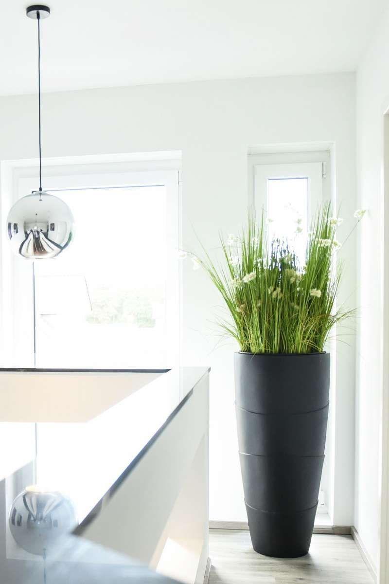 Planting Bowl Decorative Bowl Fiberglass Ibiza Concrete Design