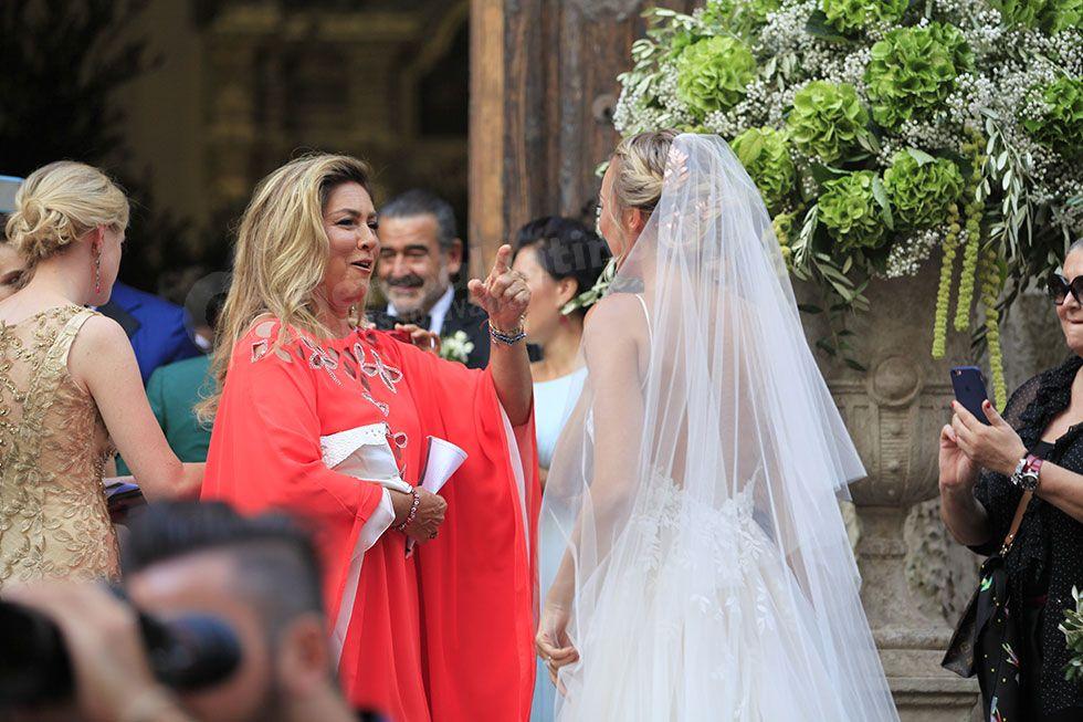 Nozze Cristel Carrisi Nozze Spose