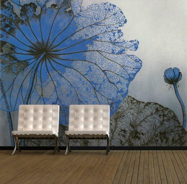 150 Coole Tapeten Farben Ideen: Teil 1