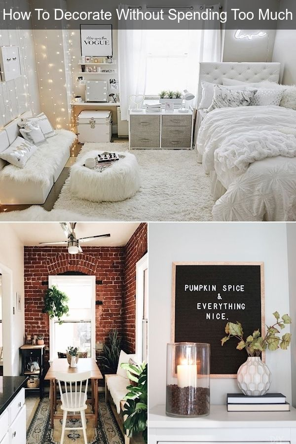 Cheap Living Room Decorating Ideas: Cheap Living Room Wall Decor