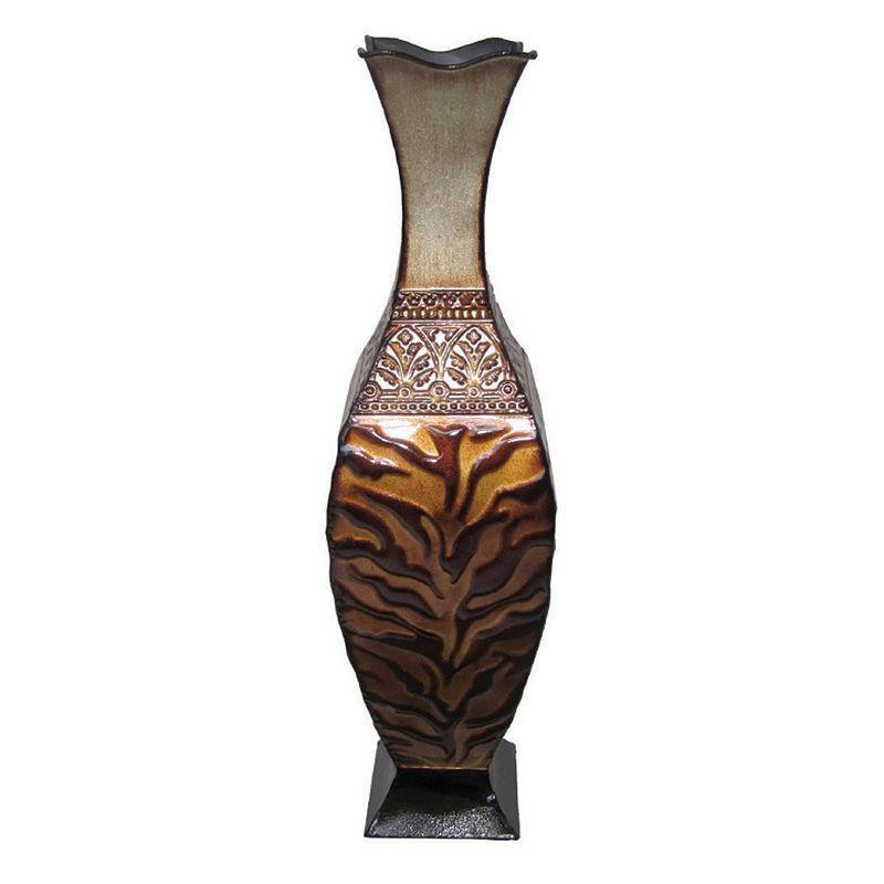 Kohls Animal Print Pedestal Table Vase Animal Printing And Products