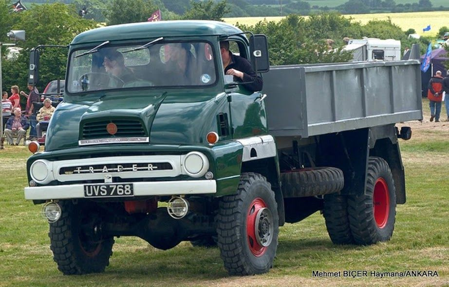 Ford Thames Trader | Ford | Pinterest | Ford, Ford trucks and Vehicle