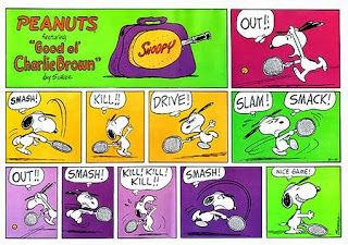 Snoopy And Tennis Tennis Funny Tennis Tennis Quotes