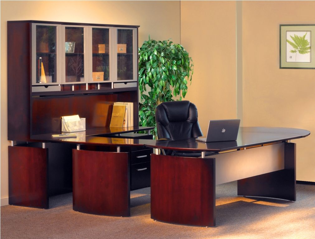 U Shaped Desk Ikea Multi Functional And Large Desk For Office U