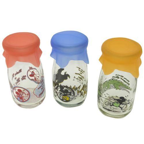 Cinemacollection | Rakuten Global Market: Mickey mouse 《 vintage 》 milk bottle S (preservation container )☆ disney fancy goods (carafe) mail order)☆◆