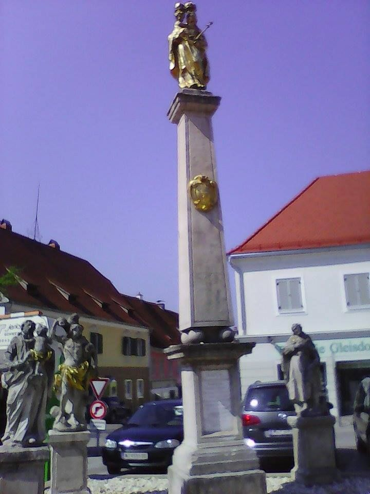 Gleisdorf Mariensäule