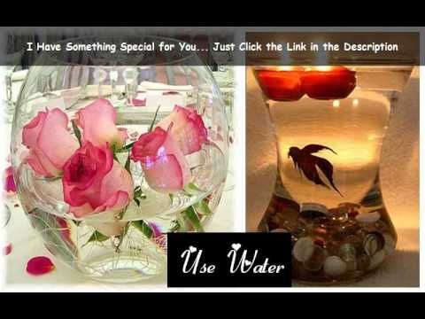wedding centerpieces ideas   5 Cheap Wedding Decoration Ideas ...