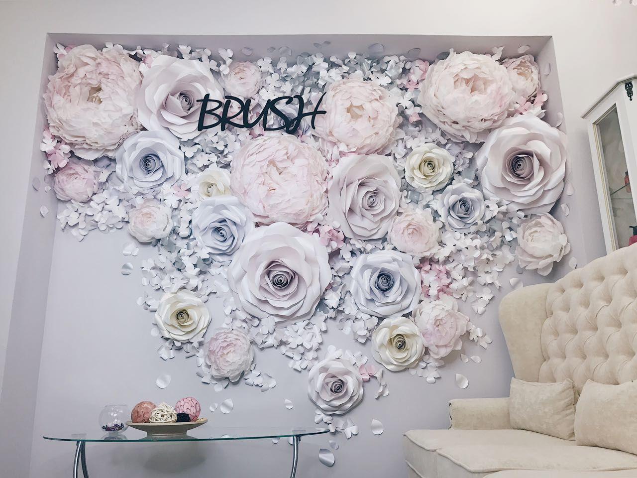 готовитесь как сделать стену из цветов для фотосессии замок помогут