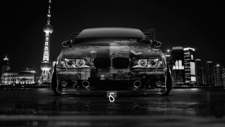 Nice BMW: BMW M5 E39 Tuning Front Crystal City Car 2014 « El Tony.