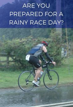Cycling In The Rain Tips To Avoid Disaster Biking In Wet Weather