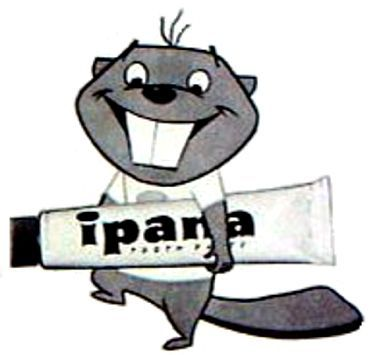 Image result for bucky beaver ipana