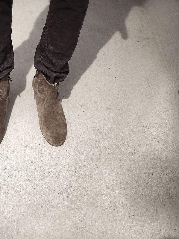 isabel marant // dicker boot // mnz