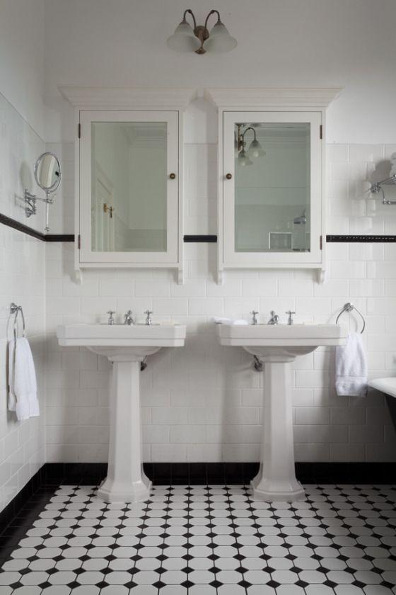 bath ideas - Mirror Tile Castle Ideas