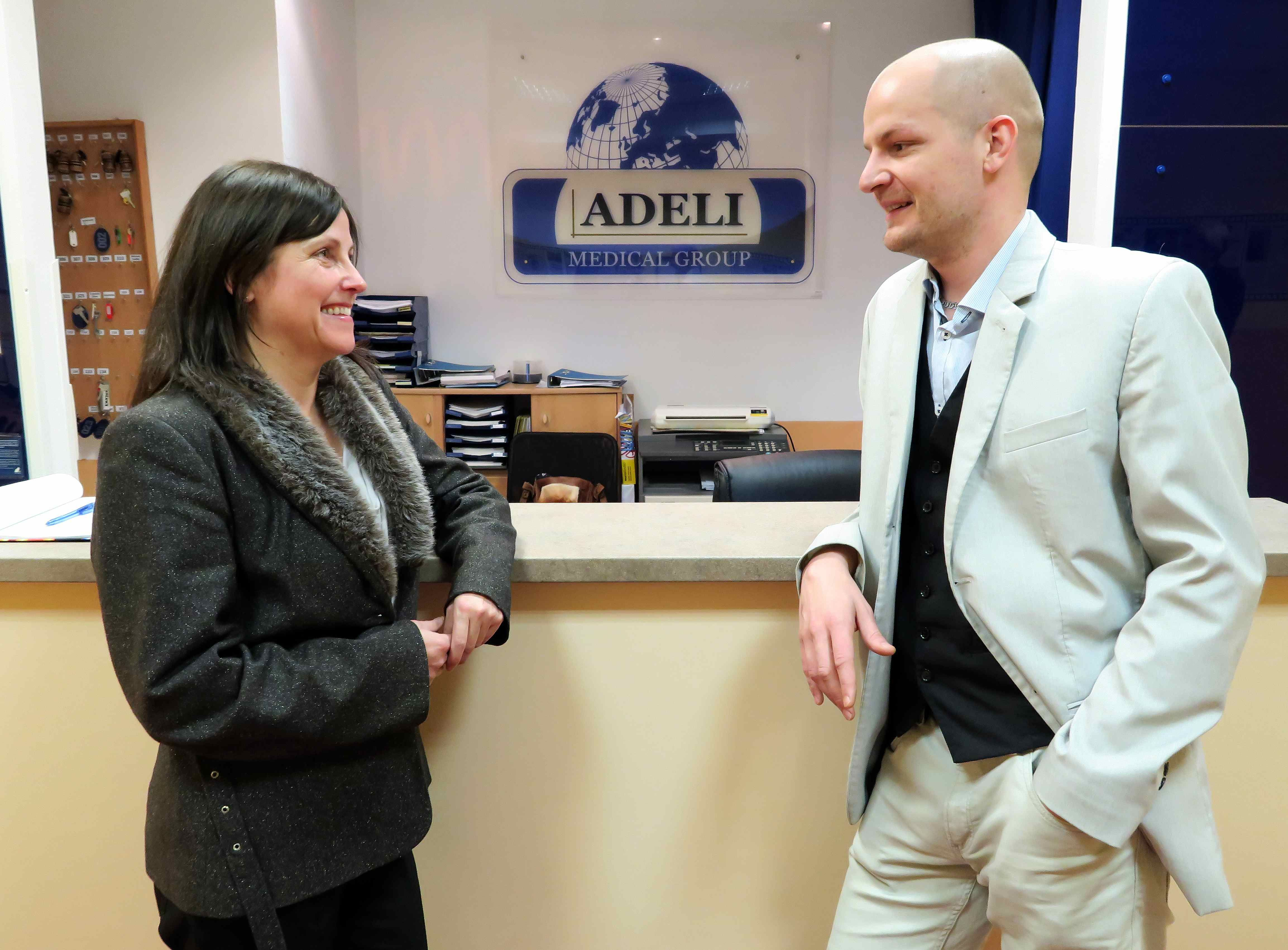 The Adeli Medical Center in partnership Just4Children and