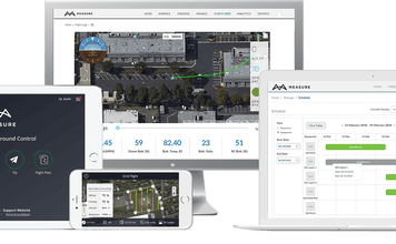 Measure Introduces Version 2.0 of Enterprise Drone Program Software, Ground Control #programingsoftware
