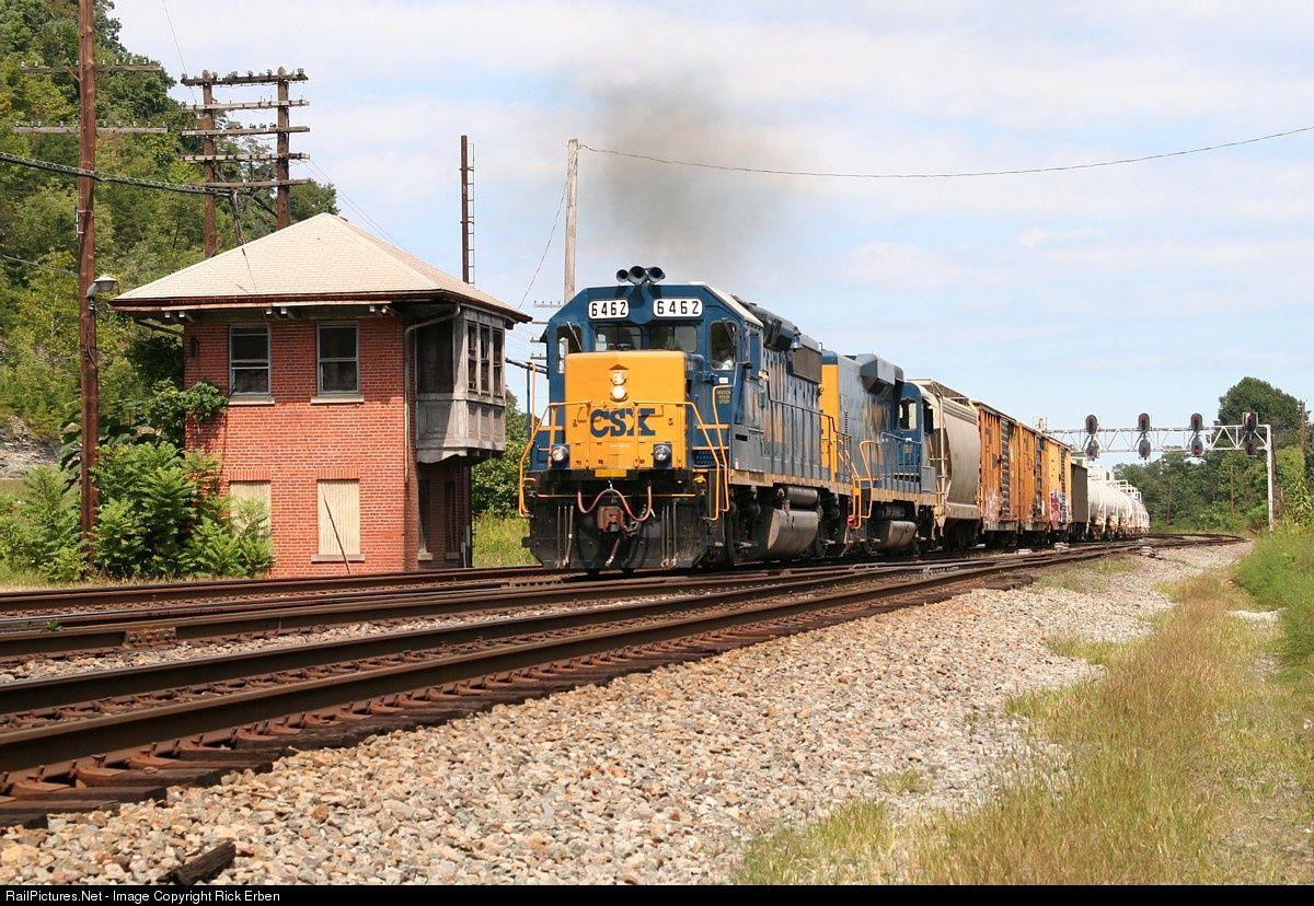 RailPictures Net Photo: 6462 CSX Transportation (CSXT) EMD