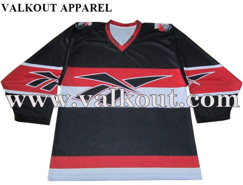 Custom Sublimated Inline Hockey Uniforms Hockey Team Shirts Valkout Apparel Co Ltd Custom Sublimated Fishing Jers Team Shirts Inline Hockey Sport Outfits