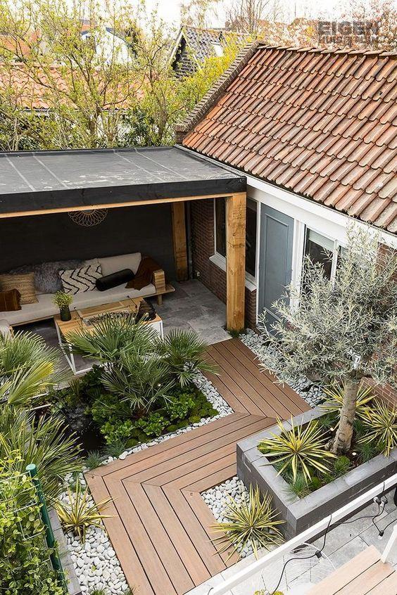 decoration terrasse