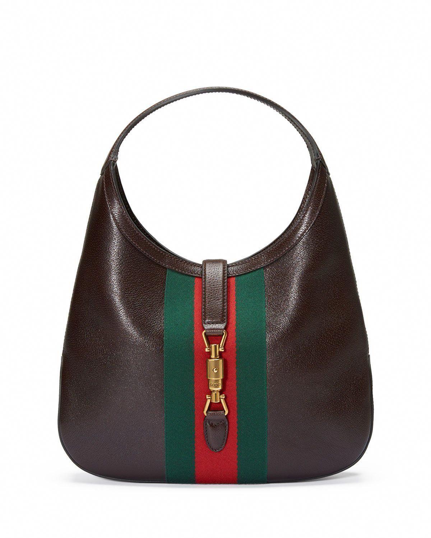 027e830616b8 Gucci Jackie Soft Leather Hobo Bag #Designerhandbags | Designer ...