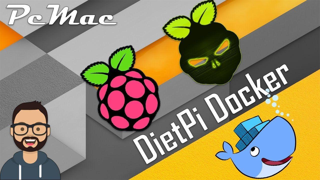 DietPi Docker Setup on Raspberry Pi 3 B Plus | DietPi