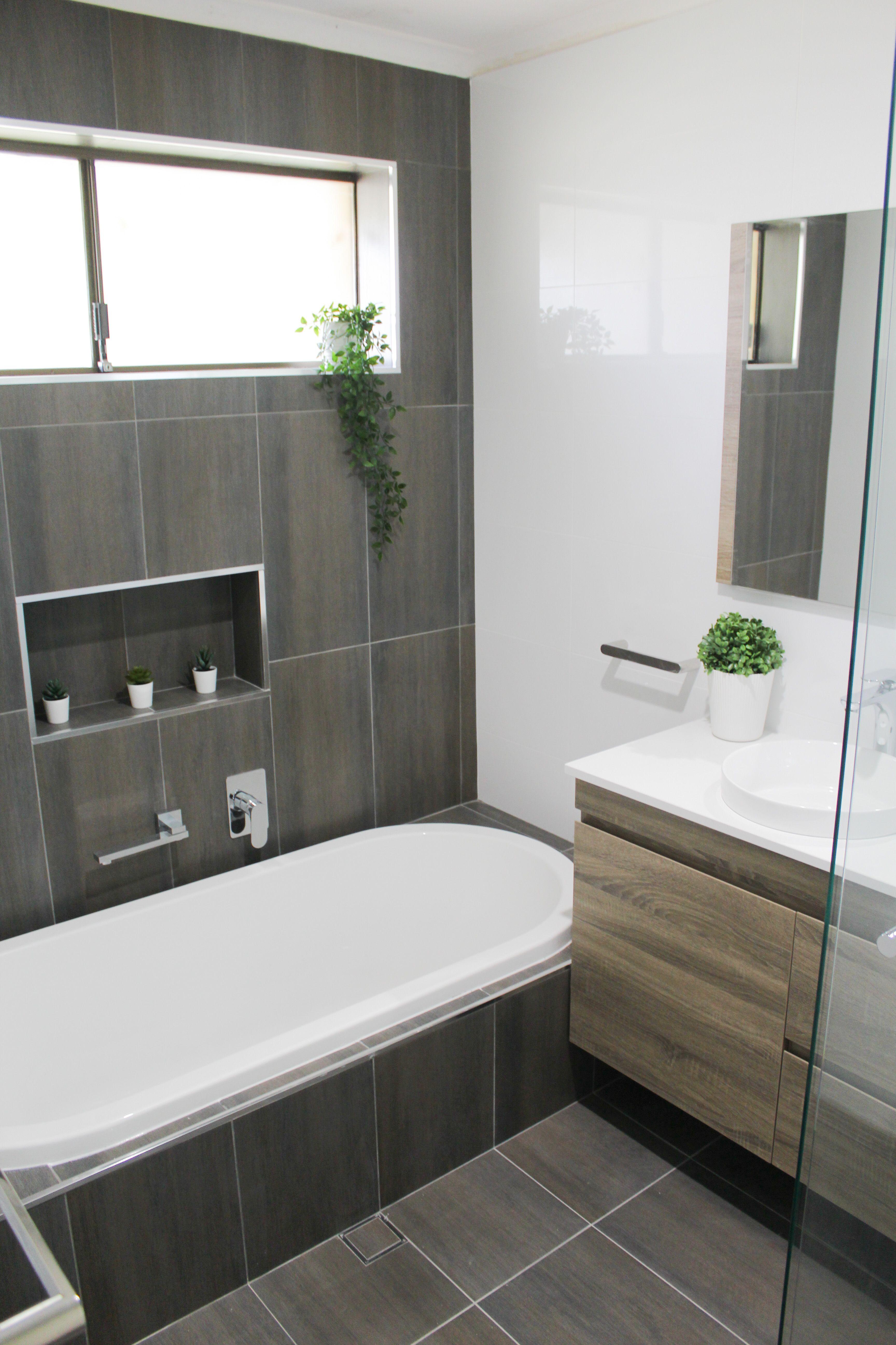 3 Part Bathroom Small Bathroom Renovations Bathroom Renovations